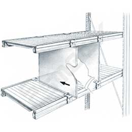 Separadores para estantes. Imagen #5
