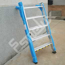 Escalera TRUCK de acceso a camiones. Imagen #4