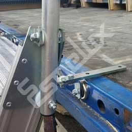 Escalera TRUCK de acceso a camiones. Imagen #2