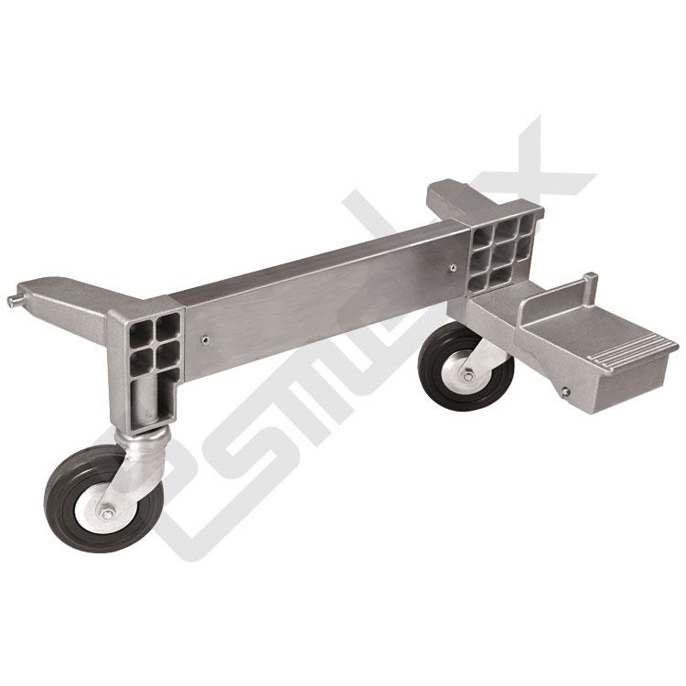 Escalera SRN de plataforma con ruedas. Imagen #2