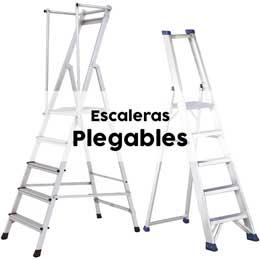 Escaleras Plegables o de Tijera