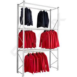 Estanterías Metálicas Especial Textil