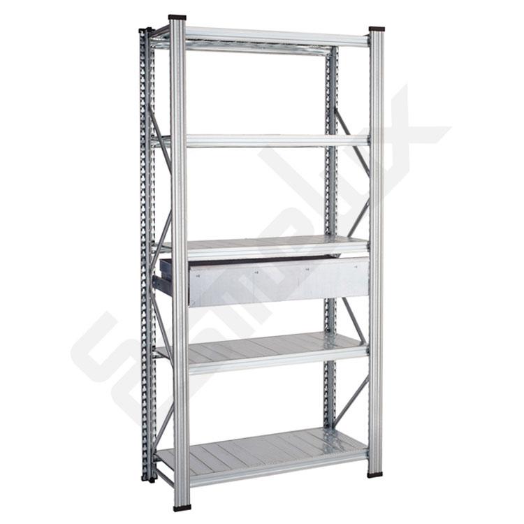 Cajones extraíbles para estanterías metálicas. Imagen #1