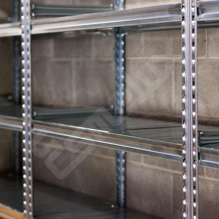 Estanterías metálicas ligeras galvamil 10 estantes. Imagen #2