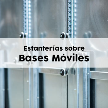 Bases móviles para archivos