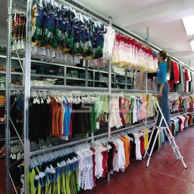 Estanterías Metálicas Especial Textil. Imagen #1