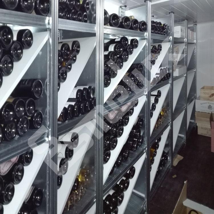 Estanter as met licas botelleras - Estanterias para botellas ...