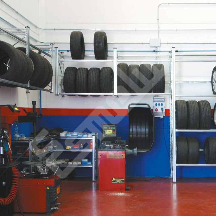 Estanterías metálicas automóvil 2.500 mm. Imagen #2
