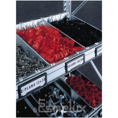 Estanterías metálicas cestones & divisores. Imagen #3