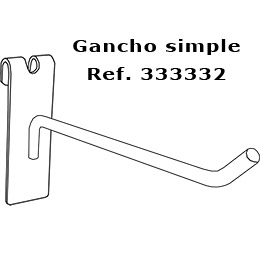 Gancho simple