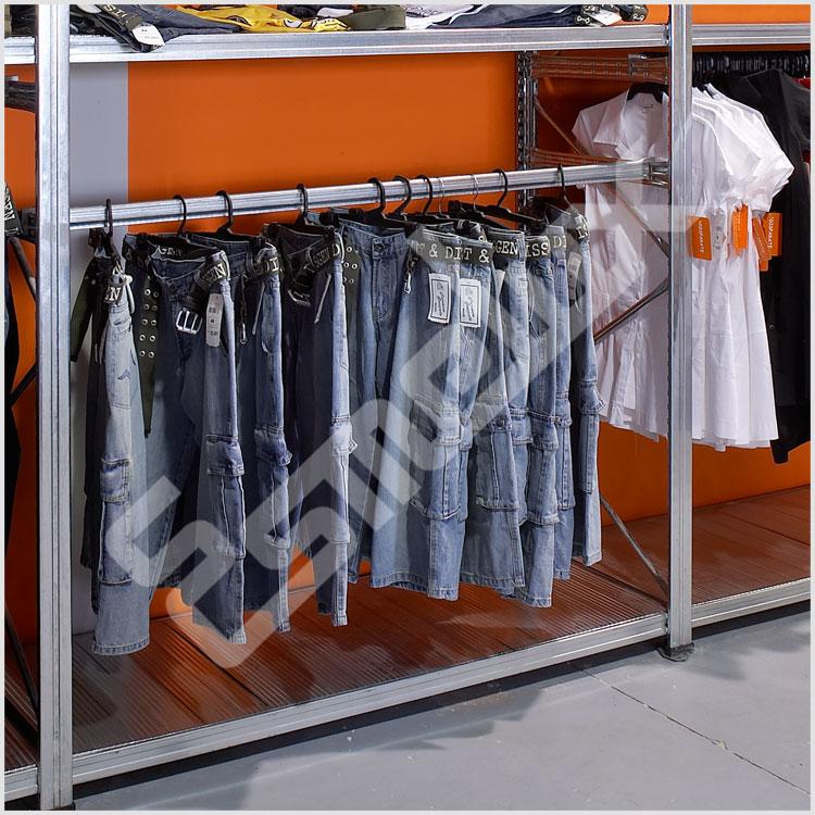Estanterias para ropa excellent resultado de imagen para - Barra colgar ropa ...