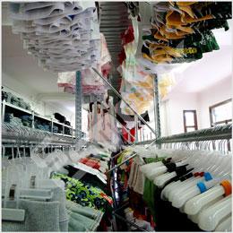 Estanterías para Textil