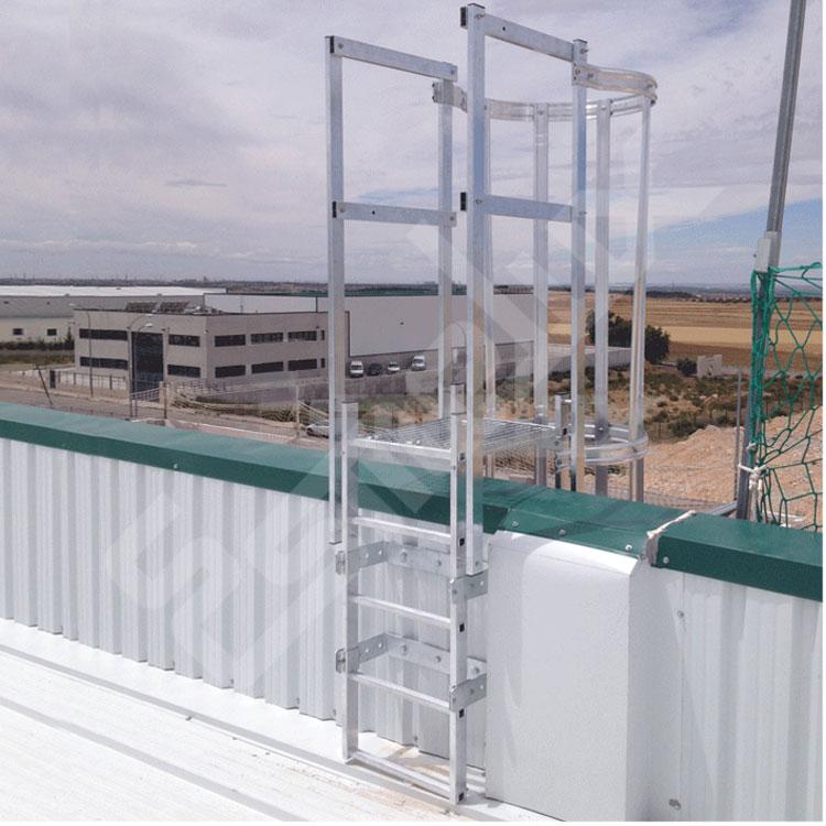 Accesorios para Escaleras Fijas Verticales. Imagen #2