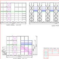 Ejemplo de Pasillos elevados en dos fases. Imagen #1
