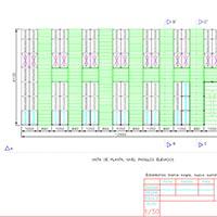 Ejemplo de Pasillos elevados en dos fases. Imagen #2