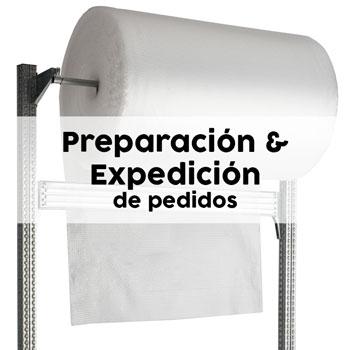 Preparación y Expedición de Pedidos