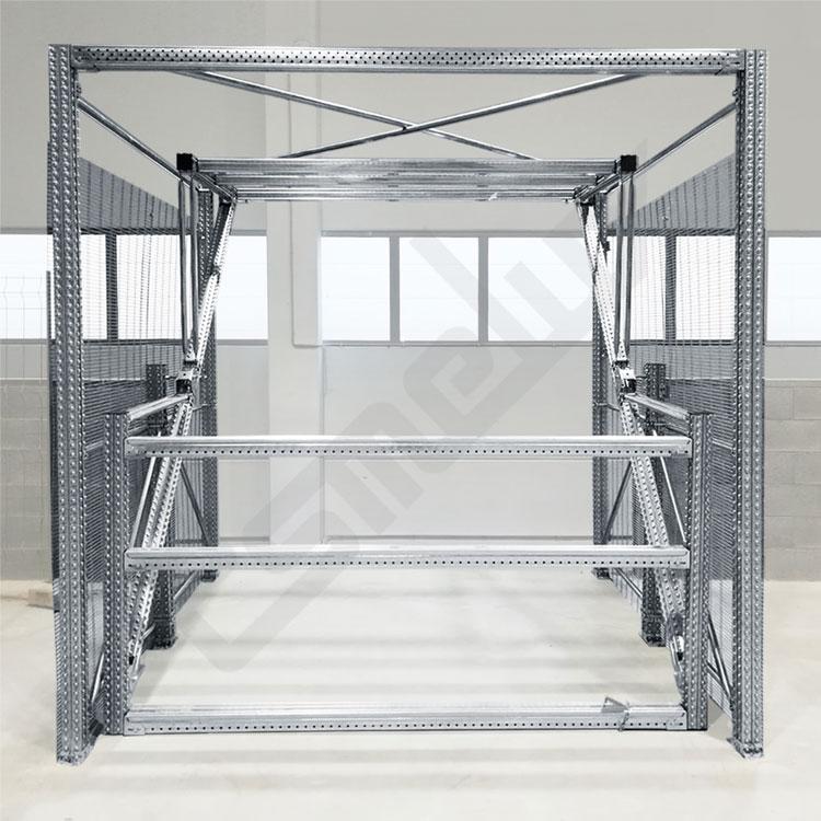 Puerta basculante de seguridad modelo TS. Imagen #0