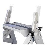 Escaleras de aluminio Plegables RCD. Imagen #2