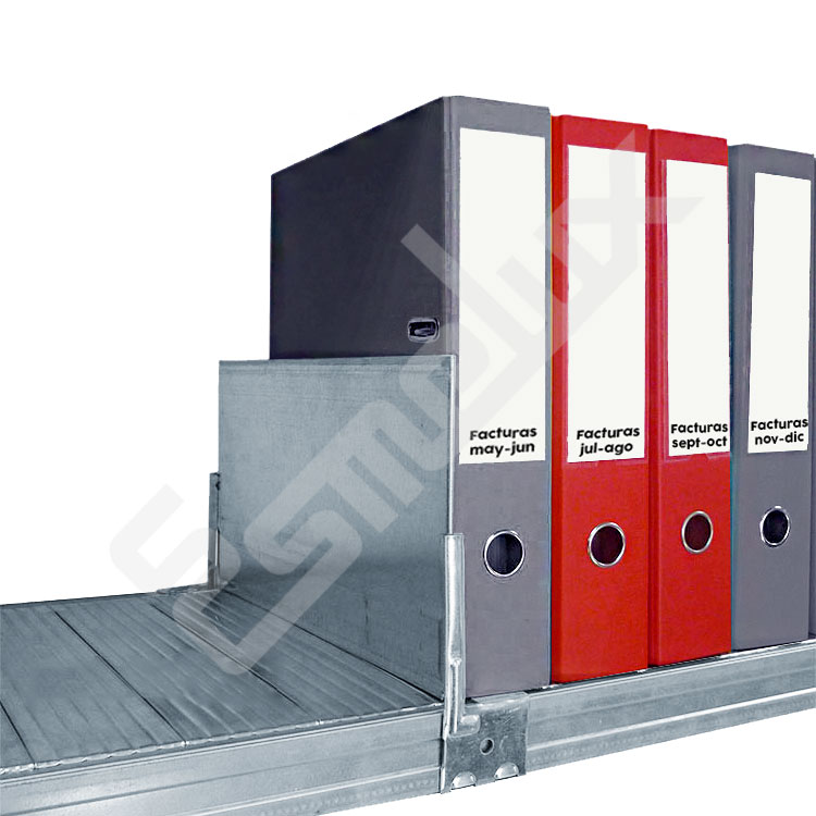 Separadores móviles para estantes. Imagen #0