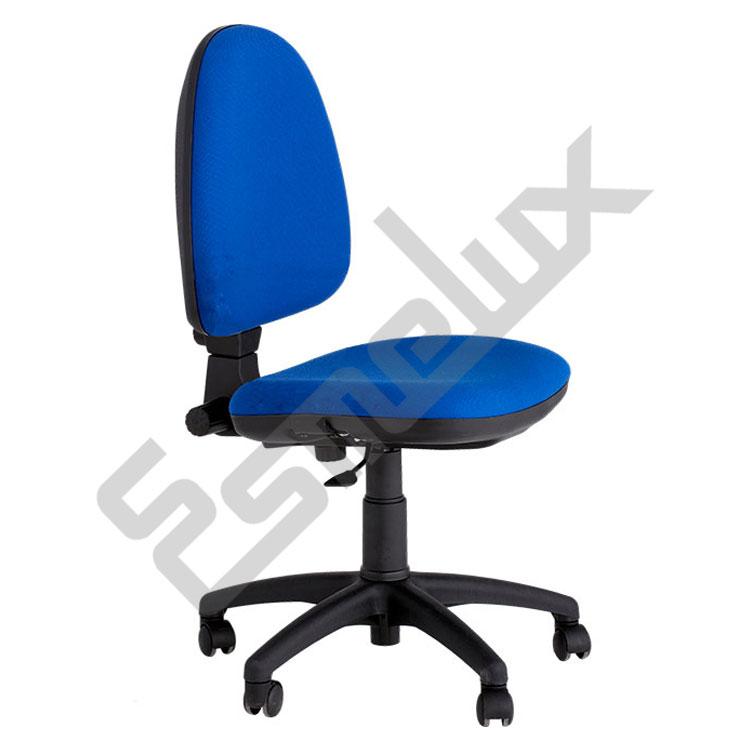 Sillas de oficina con ruedas for Sillas operativas para oficina