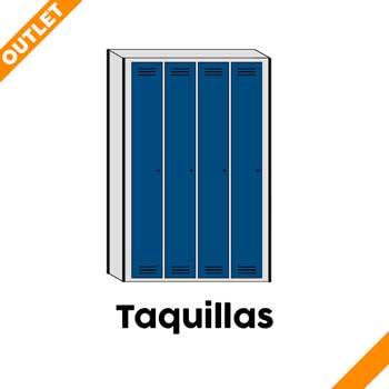 Taquillas en OUTLET