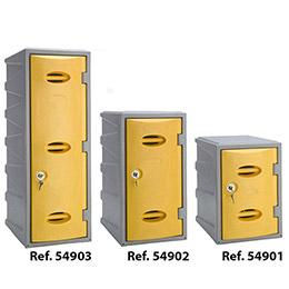 Taquillas Altura de puerta 600 mm. Imagen #3