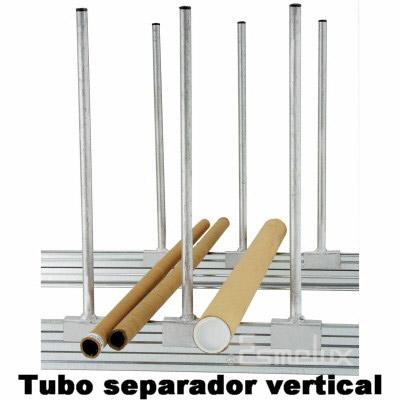 Tubos separadores para estanterías. Imagen #2