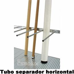 Tubo separador horizontal de 500 mm