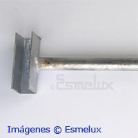 Tubos separadores para estanterías. Imagen #3