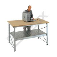 Mesas de trabajo para taller con DM