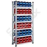 Estantería Galvamil con gavetas 6 estantes - <font color=red><b>promoción</b></font>