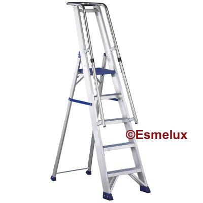 Diferencias entre escaleras de aluminio de mano y - Escaleras para buhardillas plegables ...