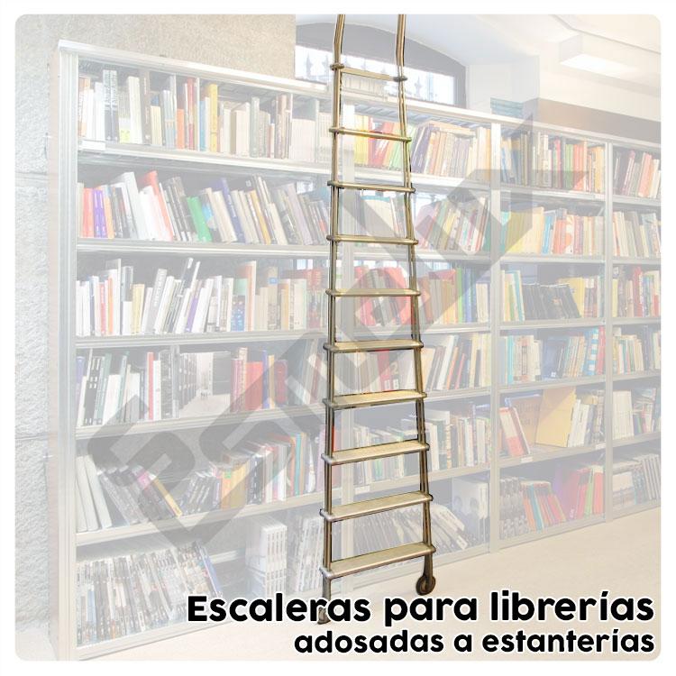 Etiqueta escalera p gina 1 el blog de esmelux for Escalera libreria