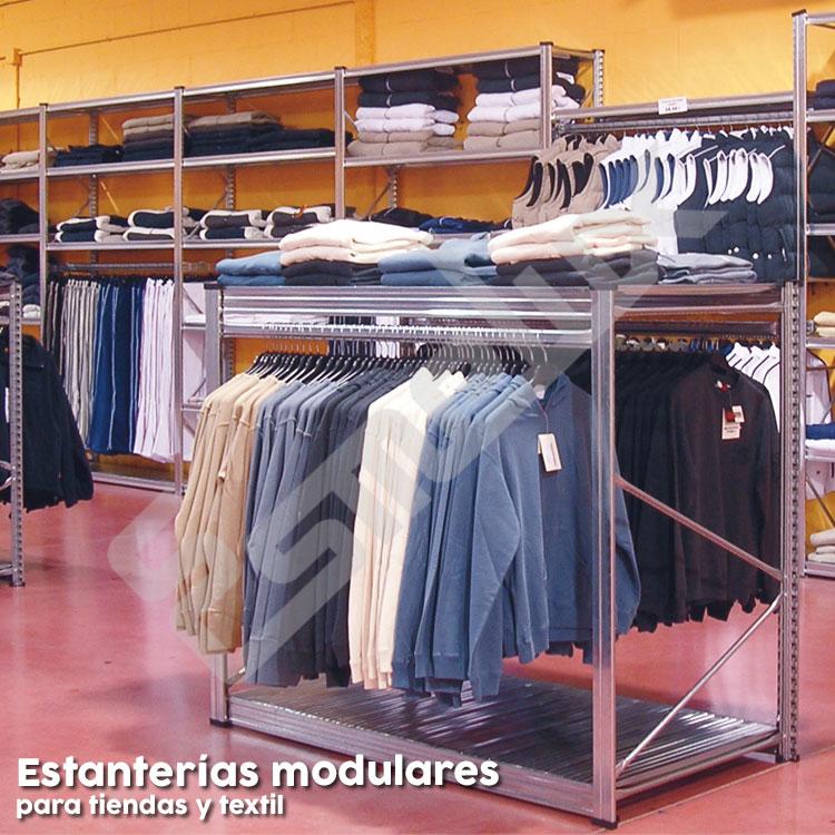 Estanterias para tienda cheap emails with estanterias - Estanterias para ropa ...