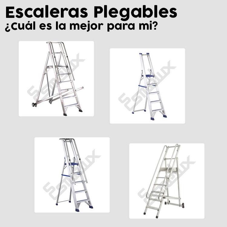 Comparación entre las escaleras plegables más vendidas. El blog de ...